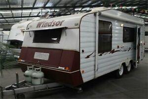 2005 Windsor seaview Caravan Kilburn Port Adelaide Area Preview