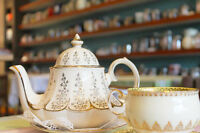 Staff Wanted - Part time at Cally's Teas on Whyte Ave