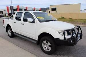 2009 Nissan Navara Ute 4x4 ST-X Auto Wangara Wanneroo Area Preview