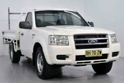 2007 Ford Ranger PJ XL Manual Cab Chassis Lansvale Liverpool Area Preview