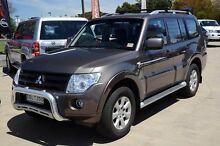 2010 Mitsubishi Pajero NT MY10 Activ Grey 5 Speed Sports Automatic Wagon Mornington Mornington Peninsula Preview