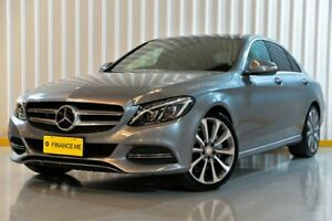 2014 Mercedes-Benz C-Class W205 C250 7G-Tronic + Silver 7 Speed Sports Automatic Sedan Hendra Brisbane North East Preview
