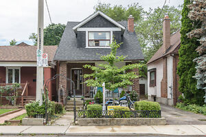 228 King Edward Ave Toronto 4 Bed 2 Bath LOT 25 X 125.7