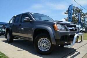 2010 Holden Colorado RC MY11 LX (4x4) Grey 4 Speed Automatic Crewcab Mulgrave Hawkesbury Area Preview