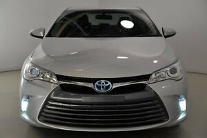 2015 Toyota Camry AVV50R Hybrid H Silver 1 Speed Constant Variable Sedan Hybrid Mansfield Brisbane South East Preview