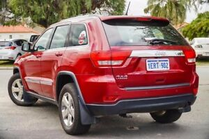2012 Jeep Grand Cherokee WK Laredo (4x4) Red 5 Speed Automatic Wagon