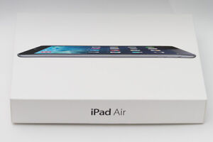 iPad Air Wi-Fi 128GB Space Gray IN A1 MINT CONDITION