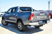2017 Toyota Hilux GUN126R SR5 Double Cab Grey 6 Speed Sports Automatic Utility Osborne Park Stirling Area Preview
