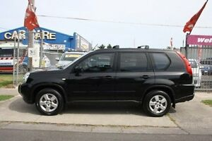 2007 Nissan X-Trail T31 ST Black 1 Speed Constant Variable Wagon