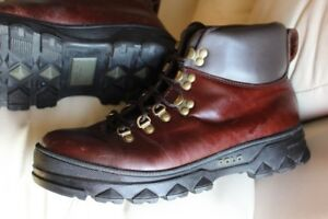 Polo by Ralph Lauren Leather Boots men's size US 10 ½ D Leather