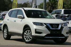 2018 Nissan X-Trail T32 Series II ST X-tronic 2WD White 7 Speed Constant Variable Wagon Caloundra West Caloundra Area Preview