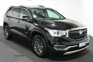2019 Holden Acadia AC MY19 LTZ AWD Mineral Black 9 Speed Sports Automatic Wagon Glenorchy Glenorchy Area Preview