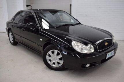 2003 Hyundai Sonata EF-B Black 4 Speed Sports Automatic Sedan West Launceston Launceston Area Preview