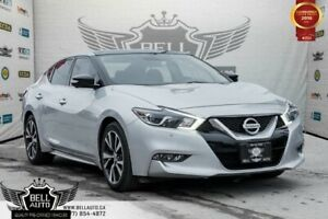 2016 Nissan Maxima Platinum, NAVIGATION, BACK-UP CAMERA, BLUETOO