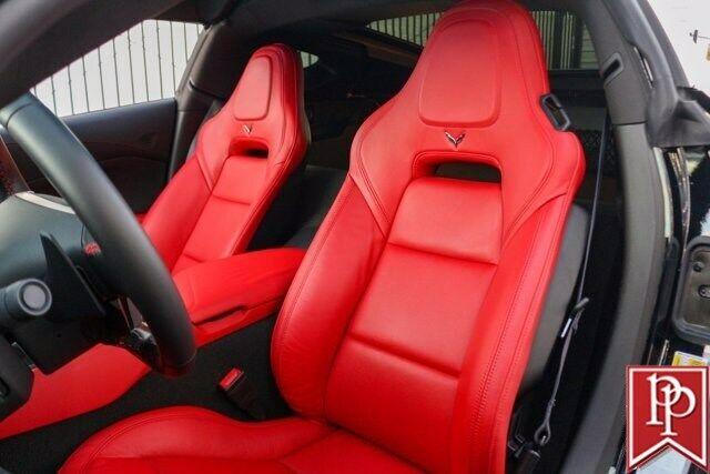2016 Black Chevrolet Corvette  2LT   C7 Corvette Photo 10