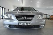 2009 Hyundai Sonata NF MY09 SLX Silver 4 Speed Sports Automatic Sedan Port Macquarie Port Macquarie City Preview