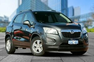 2015 Holden Trax TJ MY16 LS Grey 6 Speed Automatic Wagon Myaree Melville Area Preview