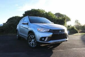 2018 Mitsubishi ASX XC MY18 LS 2WD Silver 6 Speed Constant Variable Wagon