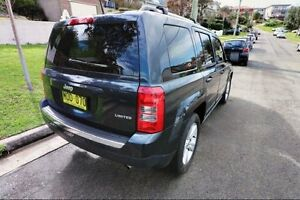 2013 Jeep Patriot MK Limited Black Sports Automatic Wagon Haymarket Inner Sydney Preview