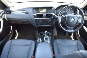 2012 BMW X3 F25 MY0412 xDrive20d Steptronic Silver 8 Speed Automatic Wagon Berwick Casey Area Preview