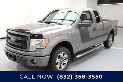 Texas Direct Auto 2014 STX 4dr SuperCab Used 5L V8 32V Automatic 4X2