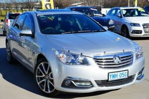 2017 Holden Calais VF II MY17 V Silver 6 Speed Sports Automatic Sedan Pearce Woden Valley Preview