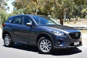 2014 Mazda CX-5 KE1031 MY14 Maxx SKYACTIV-Drive AWD Sport Grey 6 Speed Sports Automatic Wagon St Marys Mitcham Area Preview