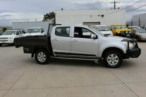 2007 Ford Ranger PJ XLT Crew Cab Blue 5 Speed Automatic Utility Dandenong Greater Dandenong Preview