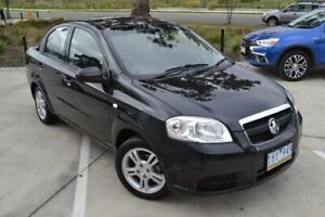 2011 Holden Barina TK Black Automatic Mill Park Whittlesea Area Preview