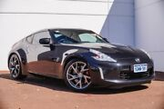 2014 Nissan 370Z Z34 MY14 Black 7 Speed Sports Automatic Coupe Maddington Gosnells Area Preview