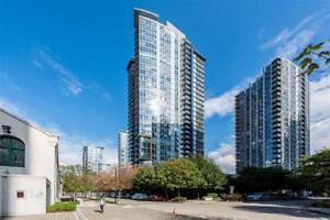 Spectrum 4 in the heart of downtown Vancouver 1BR for Rent