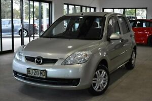 2005 Mazda 2 DY10Y2 Neo Silver 4 Speed Automatic Hatchback Port Macquarie Port Macquarie City Preview