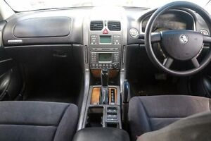 2003 Holden Berlina VY Basalt Black 4 Speed Automatic Sedan Colyton Penrith Area Preview