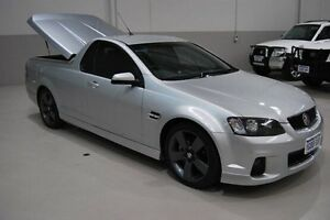 2012 Holden Ute VE II MY12 SV6 Silver 6 Speed Sports Automatic Utility Kenwick Gosnells Area Preview
