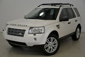 2010 Land Rover Freelander 2 LF 10MY Si6 SE White 6 Speed Sports Automatic Wagon Mansfield Brisbane South East Preview