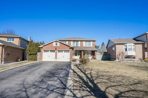 Gorgeous & Sophisticated Whitby Detached House For Sale