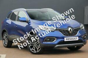 2020 Renault Kadjar XFE Intens EDC Blue 7 Speed Sports Automatic Dual Clutch Wagon Springwood Logan Area Preview