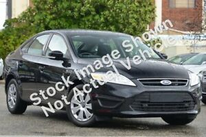 2012 Ford Mondeo MC LX TDCi Black 6 Speed Direct Shift Hatchback Ipswich Ipswich City Preview