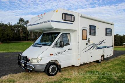 SUPER DEAL - U2895 Winnebago Leisure Seeker Mercedes Automatic Penrith Penrith Area Preview