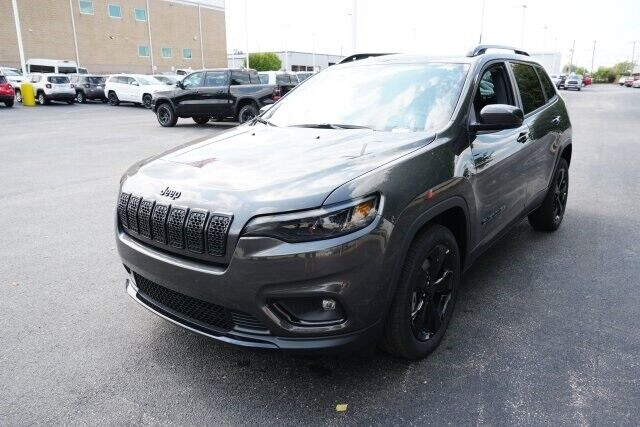 Image 7 Voiture American used Jeep Cherokee 2020