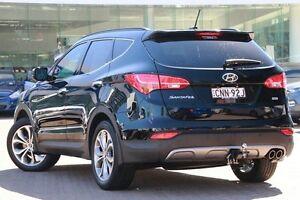 2013 Hyundai Santa Fe DM Highlander CRDi (4x4) Black 6 Speed Automatic Wagon Zetland Inner Sydney Preview