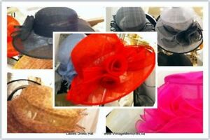 Brand new feather Fascinators for Queen's Plate party