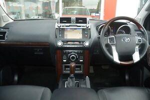 2014 Toyota Landcruiser Prado KDJ150R MY14 Kakadu White 5 Speed Sports Automatic Wagon