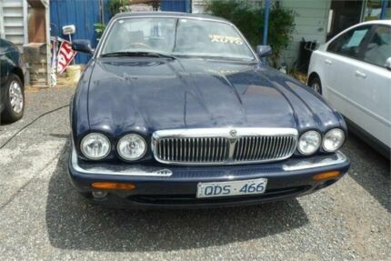 2000 Jaguar XJ8 4.0 Sport Blue 5 Speed Automatic Saloon Bayswater North Maroondah Area Preview
