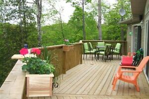 OTTER LAKE SUMMER RENTALS, NOW BOOKING