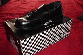 Men's dress shoe loafers ikon originals mod ska