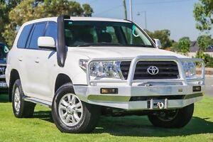2008 Toyota Landcruiser VDJ200R GXL White 6 Speed Sports Automatic Wagon Wangara Wanneroo Area Preview