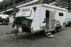 2012 Windsor Royale Caravan Kilburn Port Adelaide Area Preview