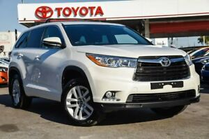2016 Toyota Kluger GSU55R GX AWD Crystal Pearl 6 Speed Sports Automatic Wagon Osborne Park Stirling Area Preview
