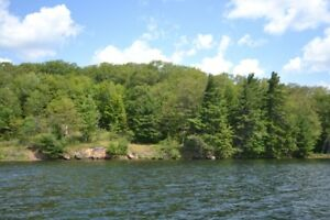 Waterfront Lot For Sale on Upper Rideau Lake (Lot 27)